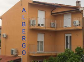 ALBERGO MADAU, hotel a Samughèo