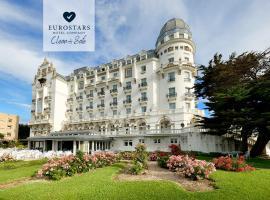 Eurostars Hotel Real, hotel near Menéndez Pelayo International University, Santander