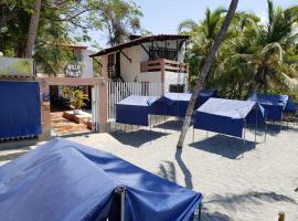 Hospedaje Villa Naloy, hotel in Santa Marta