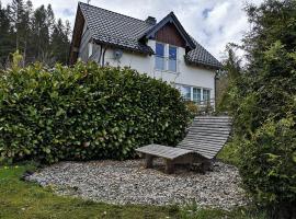 Apartment Sommer, hotel near Schanzenhang, Winterberg