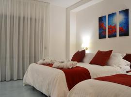 Tafuri Hotel, hotel a Paestum