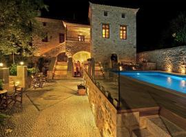 Archontiko Chioti, hotel in Leonidio