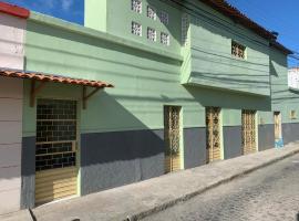 CANTINHO SÃO PEDRO, budget hotel in Maceió