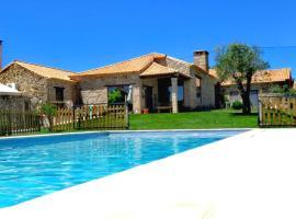 Quinta da Ribeira, hotel en Belmonte