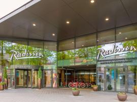 Radisson Hotel Kaunas – hotel w Kownie