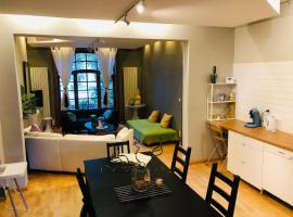 Apartment Easyway to sleep, self catering accommodation in Brussels