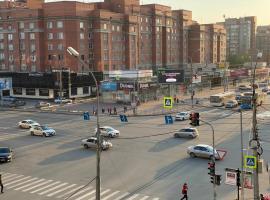 вокзальная магистраль 13, apartment in Novosibirsk
