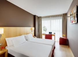 Hotel Sercotel Portales, hotel near Agoncillo Airport - RJL, Logroño