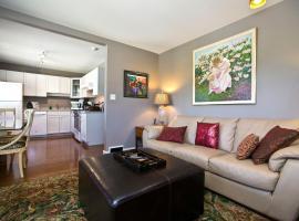 Alma Beach Manor, apartment in Vancouver