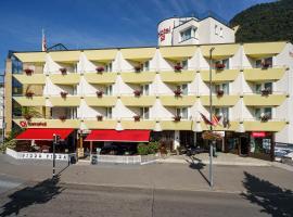 Hotel Bernerhof, hotel in Interlaken