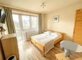 Pokoje u Kamińskich Dom 26B, homestay in Zakopane