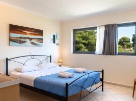 Fotis Apartments, apartment in Artemida