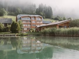 Hotel Neusacherhof, hôtel à Weissensee