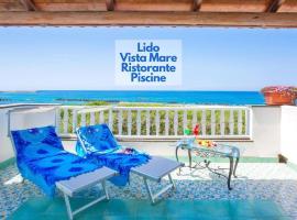 Hotel La Scogliera, hotel in Ischia