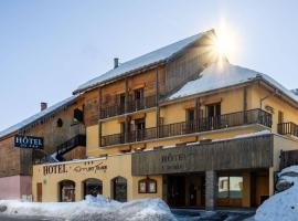 Hotel Mont Thabor Serre Chevalier, hôtel à La Salle Les Alpes