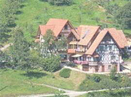 Bäuerlehof, homestay in Seebach