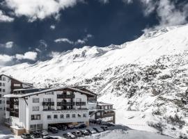 Hotel Olympia, hotel in Obergurgl