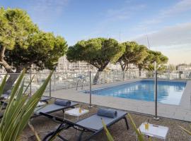 The Originals Boutique, Hôtel Neptune, Montpellier Sud (Inter-Hotel), hotel near Montpellier - Mediterranee Airport - MPL, Carnon-Plage
