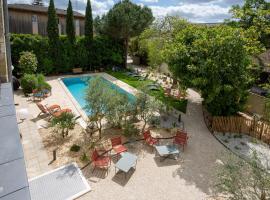 B&B Le Clos d'Argenson, hotel near Bergerac Airport - EGC,