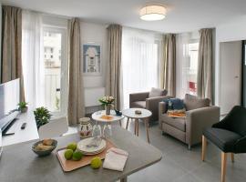 DOMITYS LA BADIANE, serviced apartment in Marseille