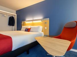 Holiday Inn Express Gent, an IHG Hotel, отель в Генте
