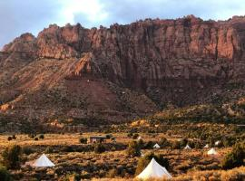 Zion Exotic Camping, inn in Hildale