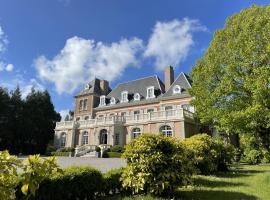 Château de Noyelles – Baie de Somme, hotel en Noyelles-sur-Mer