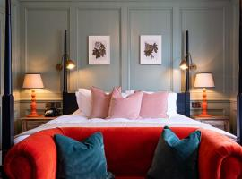 The Canford, hotel near Brownsea Island Nature Reserve, Poole