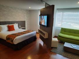 Hotel Confort 80 Zona Rosa, hotel near Andres DC Meat Restaurant and Bar, Bogotá