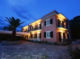 Argo Hotel, hotel in Perama
