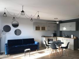 Apartament Holenderski, apartment in Koszalin