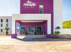 The Magic Hotel, Hotel in Playa del Carmen