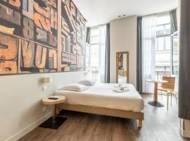 Hotel de la Presse Bordeaux Centre, hotel in Bordeaux