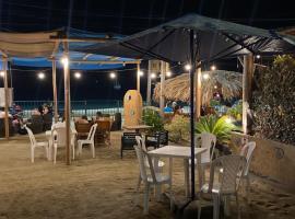 TAGANGA BEACH HOTEL, hotel en Taganga