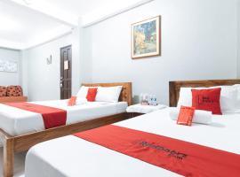 RedDoorz near Pasay Rotonda, hotel near Ninoy Aquino International Airport - MNL, Manila