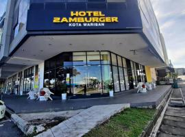 Hotel Zamburger Kota Warisan, hotel in Sepang