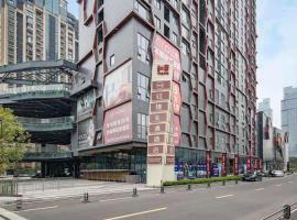 Home Plus Hotel, hotel in Suzhou