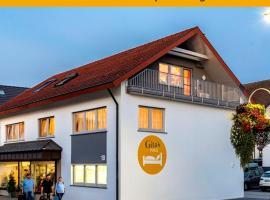 Gita´s Haus, Ferienwohnung mit Hotelservice in Rust