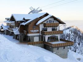 Yager Chalet, hotel din Poiana Braşov