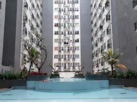 Olympus (The Jarrdin Apartment), hotel near Cihampelas Walk, Bandung