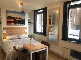 Shortstay studio Maastricht, budget hotel in Maastricht