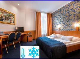 Hotel ATLANTA, hotel in Darmstadt