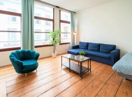 The Old Town Lodge in the Heart of Antwerp, apartment in Antwerp