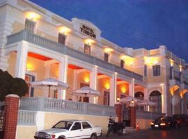 Tinion Hotel, hotel near Livada Beach, Tinos Town
