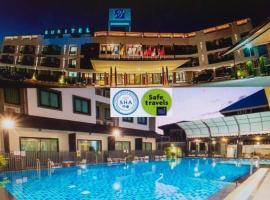 โรงแรม บุรีเทลบุรีรัมย์, отель в городе Бурирам