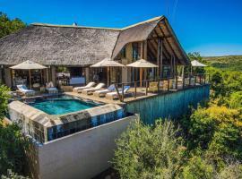 Esiweni Luxury Safari Lodge, lodge in Nambiti Private Game Reserve