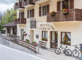 Cadria Nature & Bike Hotel, Hotel in Lenzumo di Concei