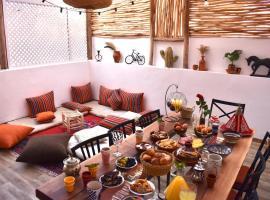 COSY LUXURY Apartment - GUELIZ, apartment in Marrakesh