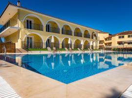 Hotel Varres, hotel in Zakynthos
