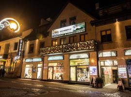 Top Hostel Pokoje Gościnne, hotel in Zakopane